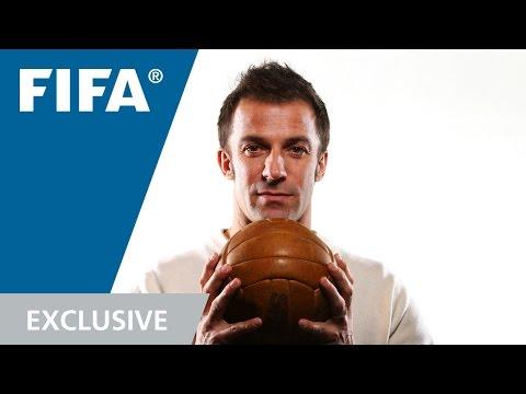 Del Piero: 'I'm really proud of my career'