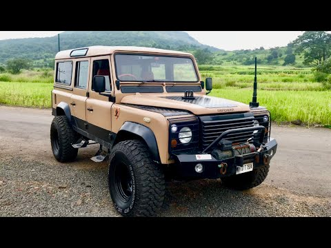 WS Design | 1989 Land Rover Defender 110  - FOR SALE Contact For Information