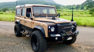 WS Design | 1989 Land Rover Defender 110 Walkaround - FOR SALE Contact For Information
