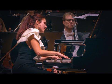 Vinnitskaya | Sanderling | Prokofjew: Klavierkonzert Nr.2 | SWR Symphonieorchester