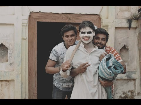 Horror comedy video, Funny ghost video, | White fox studio