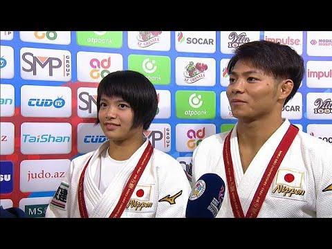 اليابانيان أوتا وهيفومي آبيه.. أول شقيقين يفوزان ببطولة العالم للجود في يوم واحد…  - 05:53-2018 / 9 / 22