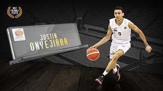 JBBL MVP 2019/20 - Justin Onyejiaka