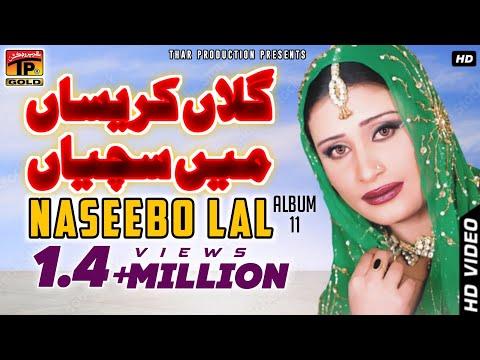Naseebo Lal - Gallan Karesan Mein Sachiyan - Marziyan Wala Dhola -  Album 11