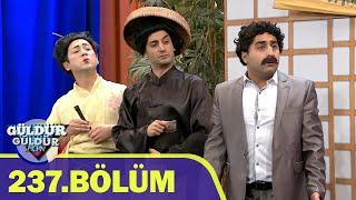 Güldür Güldür Show 237.Bölüm (Tek Parça Full HD)