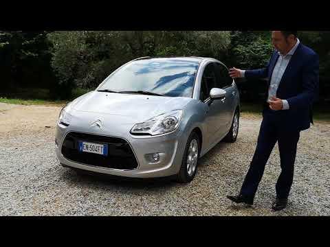 EVA Rent Citroen C3 1.4 HDI Exclusive Anno 2012 Km 94.000