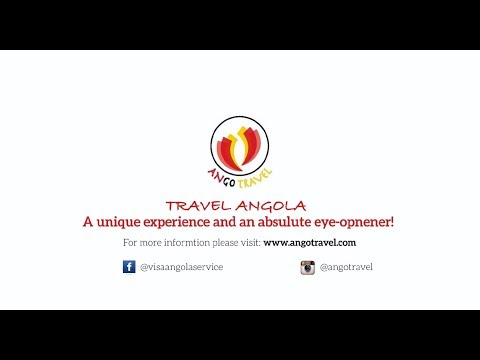 Travel to Angola with ANGO Travel | Angola Discovery tours | incl. english subtitles