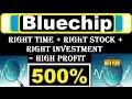 Bluechip Company 2018  || best stock for 2018 || Super Multibagger 2018