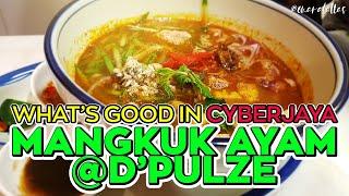 [ omaralattas ] vlog #103-2018: Mangkuk Ayam @D