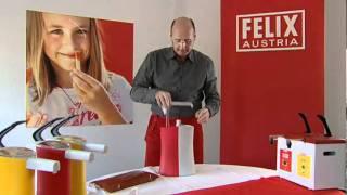 Sentomat Spendegerät von FELIX Austria