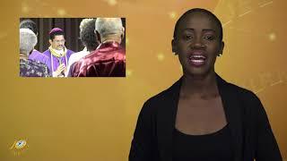 Het 10 Minuten Jeugd Journaal 16 maart 2020 (Suriname / South-America)