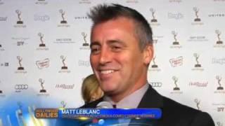 Emmy Nominee Reception-Matt LeBlanc