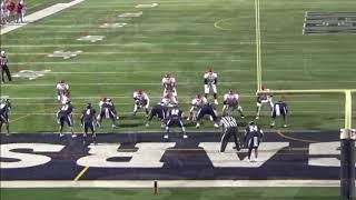 Montclair State Football Highlights vs. Kean - 9/29/18