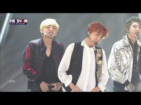 BTS, Blood Sweat & Tears [THE SHOW]