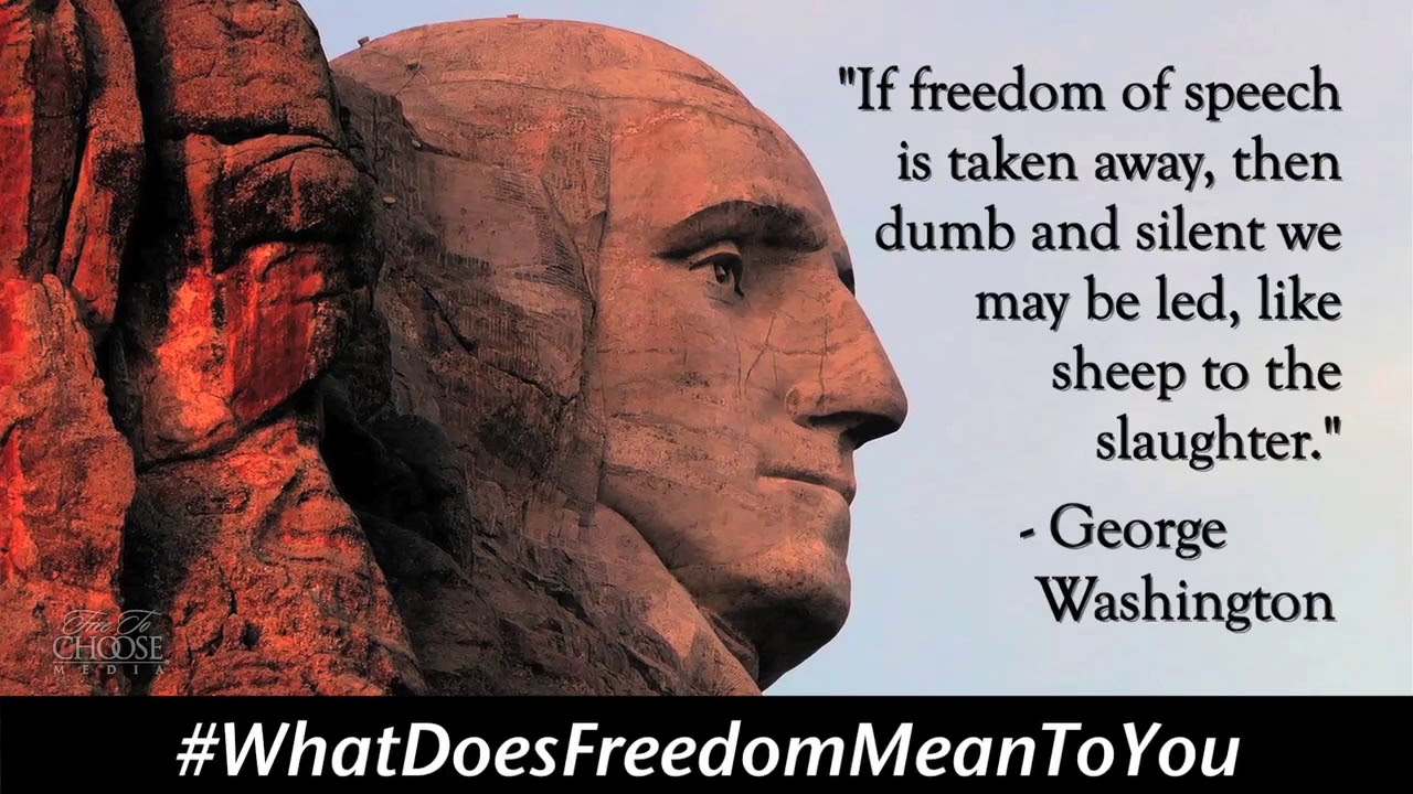 freedom of speech what does this mean Freedom of speech is a principle that supports the freedom of an individual or a community to articulate their opinions and ideas without fear of retaliation, censorship, or sanction.