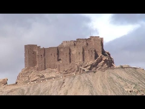 War, the latest visitor to Syria's fabled Palmyra Travel Video