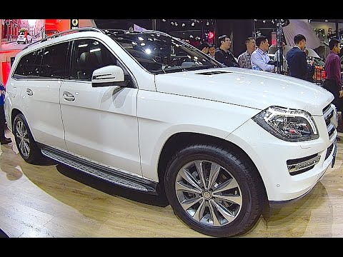 New Mercedes Gl 400 2016 2017 4matic Luxury Suv Interior Exterior Video You