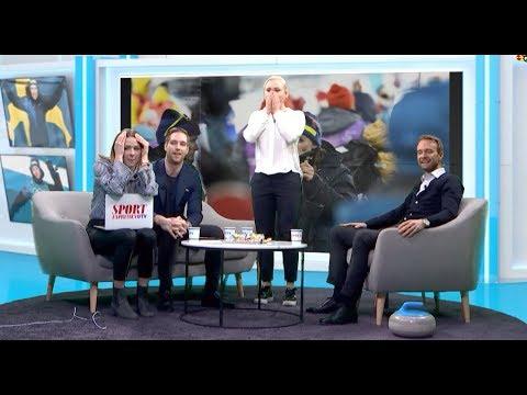 Slik reagerte svenskene da Marit Bjørgen sikret OL-gull