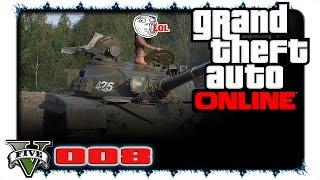 GTA 5 Online Funny Moments ★ Die große Panzerschlacht (Deathmatch) ★ Lets Play GTA 5 Online [LPT]