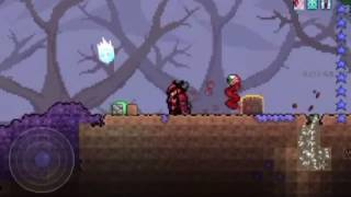 HOW TO GET RED'S ARMOR IN TERRARIA IOS/ANDROID 1.2.4 (100% WORKING AND LEGIT) (NO HACKS)