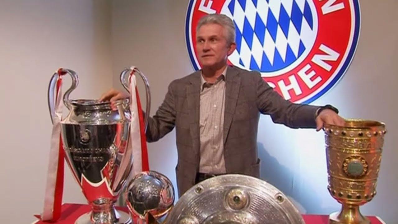 Jupp Heynckes Triple