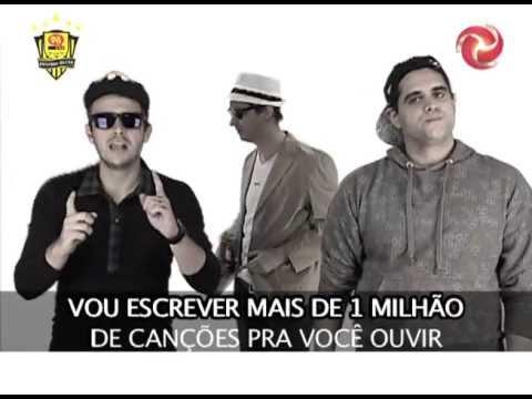 """98 Futebol Clube - Paródia Vagalumes - """"Gastou mais de 1 milhão"""" (Clipe)"""