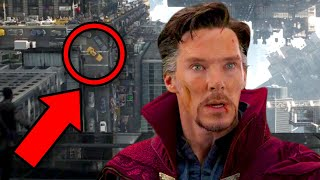 Doctor Strange Breakdown! Avengers Endgame Connections & New Hidden Details!
