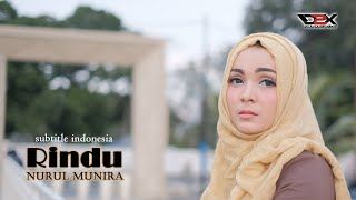 NURUL MUNIRA - RINDU (Official Video Lirik)