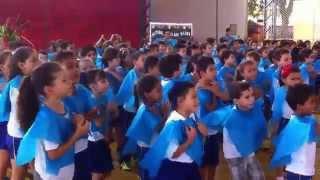 Homenagem ao dia do diretor escolar- Lilian e Igmar