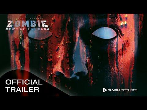 Zombie - Dawn of the Dead (Kinotrailer 2020) - George A. Romero - Präsentiert von Dario Argento