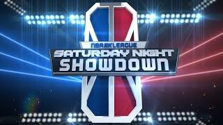 NBA 2K League Week 8 - Saturday Night Showdown