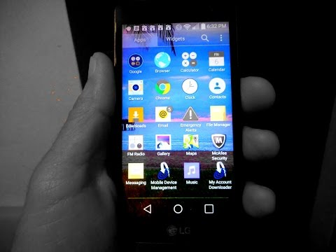 Review: LG L22C Android cell phone from Tracfone