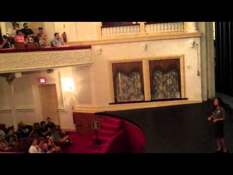 DC Visit: Ford's Theater with Yana Jaffe and National Cathedral Exterior - Overview