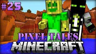 Kurze UMSTELLUNG?! - Minecraft Pixel Tales #025 [Deutsch/HD]