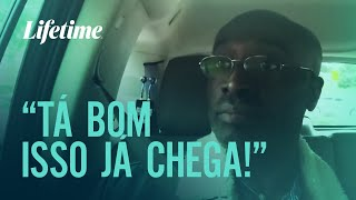 Médium deixa pastor chocado | UM MÉDIUM NO VOLANTE | LIFETIME