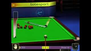 World Snooker Championship 2005 Maximum Break 147 (WSC 2005 PC Game) #1
