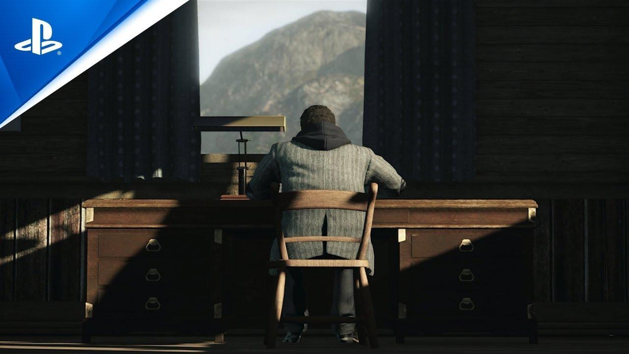 Alan Wake Remastered - PlayStation Showcase 2021: Announce Trailer