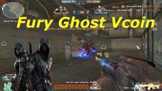 [ Bình Luận CF ] Fury Ghost xuất hiện cận chiến Zombie - Tiền Zombie v4