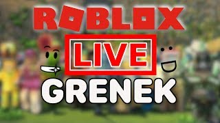 It's live:) #Roblox: Dig the viewer! #losowanie Mods Road to 50 subscription # evening LIVE ON