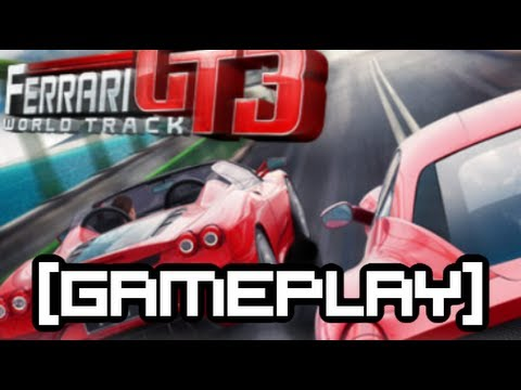 ferrari gt 3 world track java game free