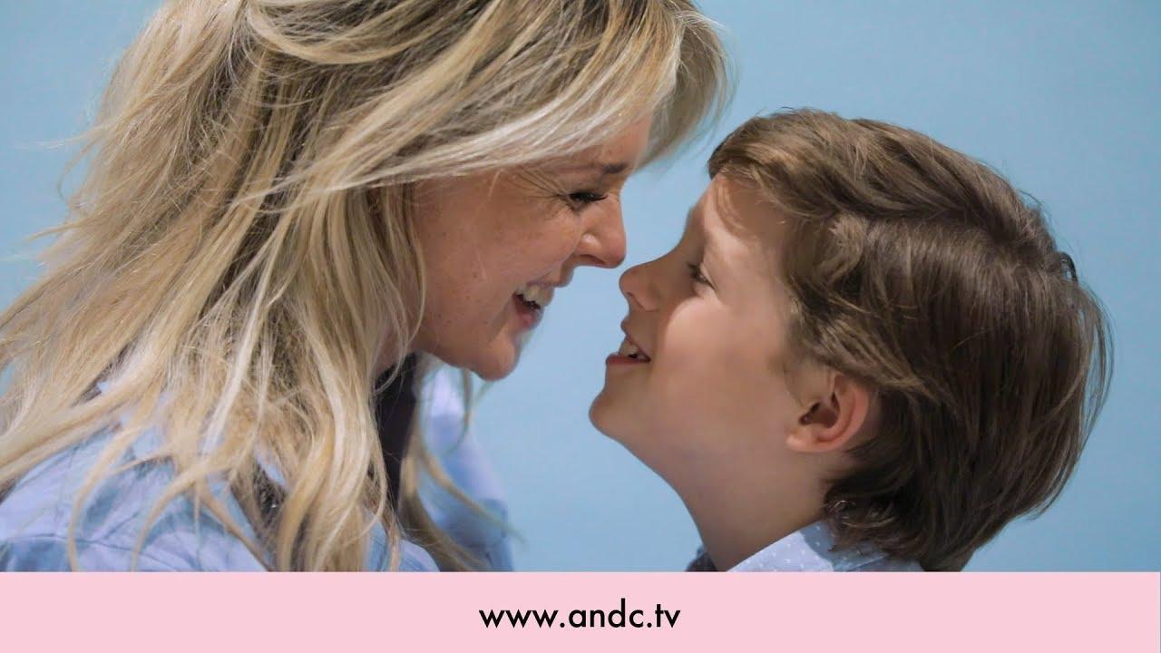 Chantal Janzen met zoontje James op de cover van de &C-special Oh ...