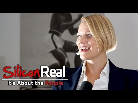 Claire Cockerton - Co-founder & CEO of Innovate Finance | Silicon Real