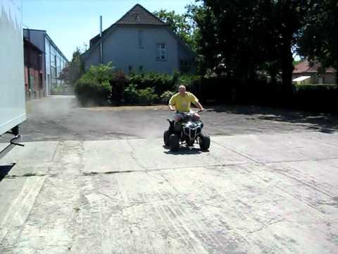 Kinder Quad ATV 110 ccm Tuning - PakVim net HD Vdieos Portal
