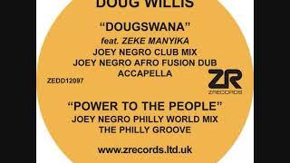 Doug Willis feat. Zeke Manyika - Dougswana (Joey Negro Afro Fusion Dub)