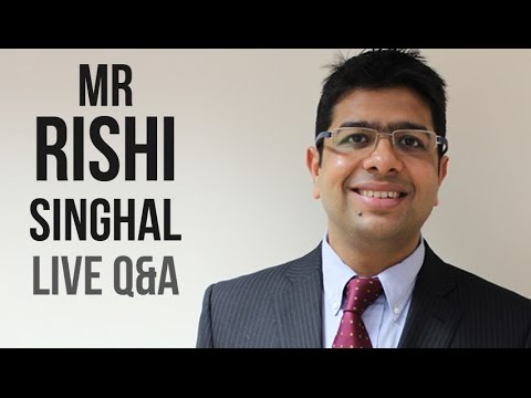 Weight loss surgery Q&A with Mr Rishi Singhal