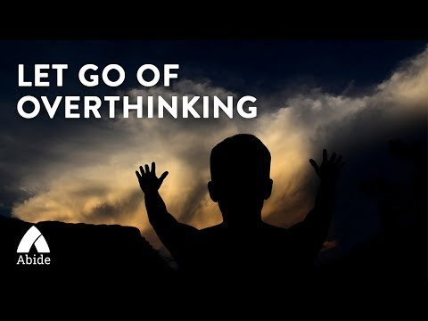 LET GO of Fear, OVERTHINKING & Worries | Cleanse Destructive Energy | Awaken Intuition: THE CREATOR