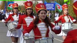 В Надыме прошло торжественное шествие