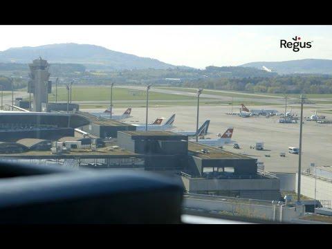 Virtual Tour - Regus Zurich Airport business centre