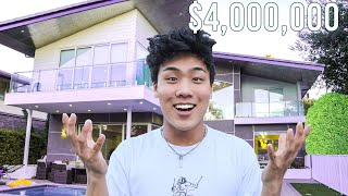 Moving Into A Mansion ($4,000,000)
