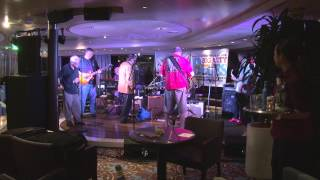 First Crows Nest Jam Legendary Blues Cruise 1-18-15